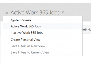 Active Work 365 Jobs